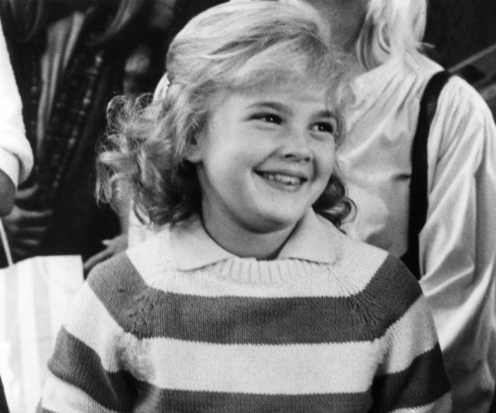 Moments from Drew Barrymore's career