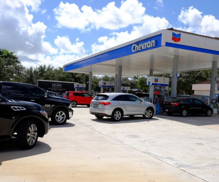 Gas prices steady before seasonal spike
