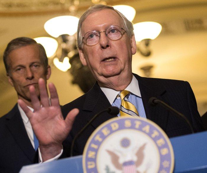 Senate to delay healthcare vote until after July 4 recess