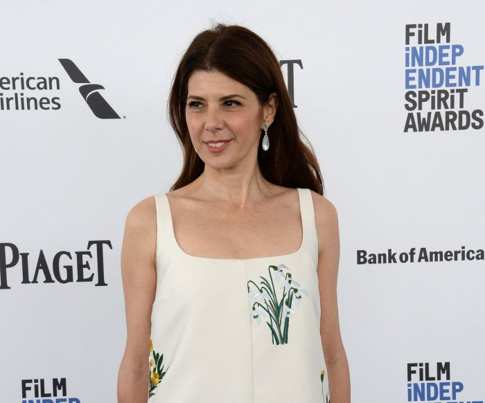 Marisa Tomei: 'Spider-Man' makers promised a sexy Aunt May