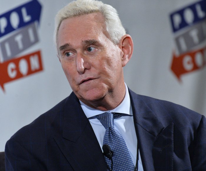 Trump ally Roger Stone to House panel: No Russian collusion