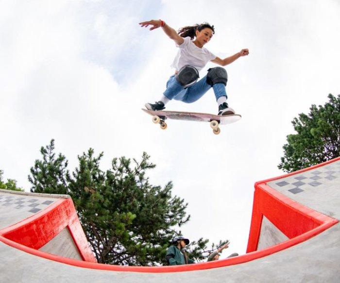 Skateboarding culture 'precious' as sport joins Olympics