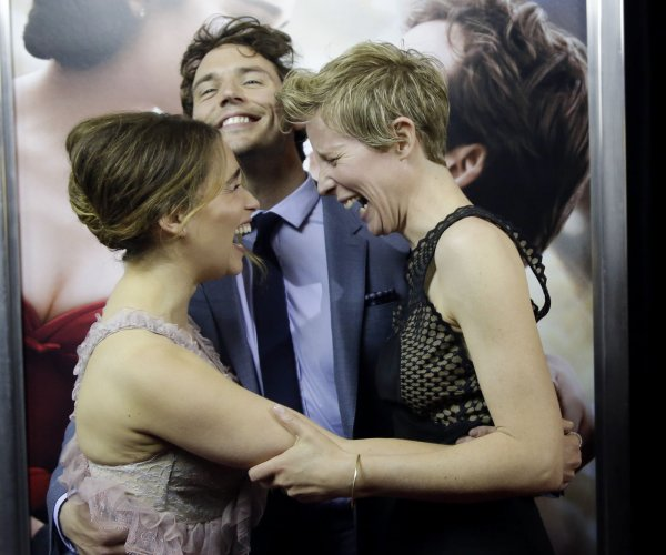 World Premiere of 'Me Before You' in New York City