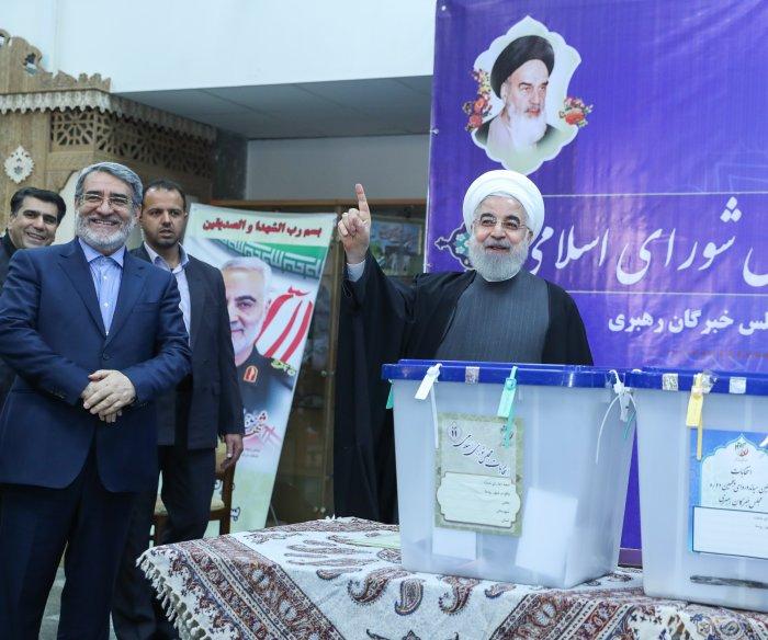 Iran's elections were a sham