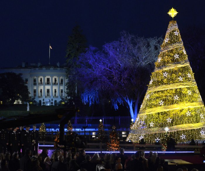 Holidays at the White House 2017