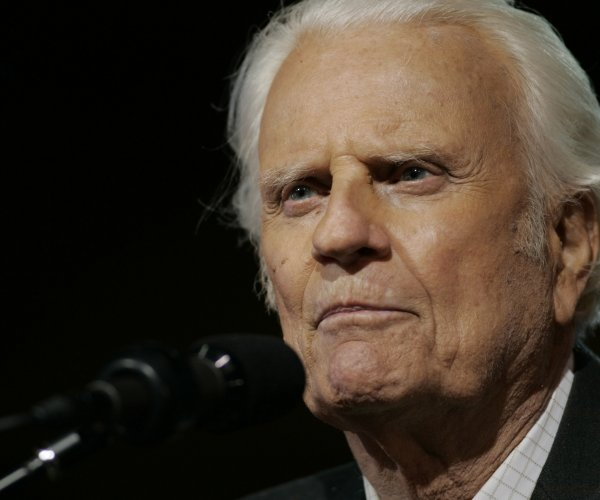 Billy Graham, world renowned evangelist, dead at 99