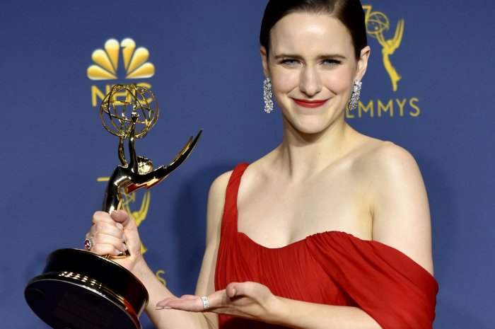 Rachel Brosnahan, Claire Foy take home top awards at the Emmys