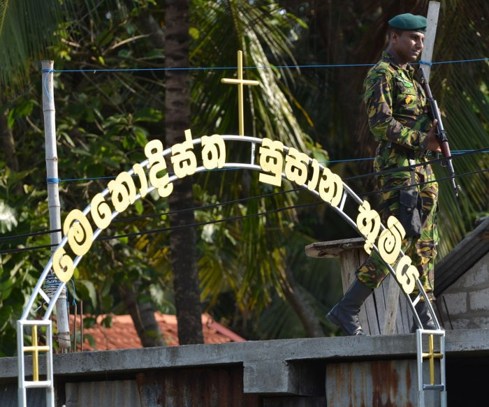 Officials: Sri Lankan bombing suspects 'well educated'
