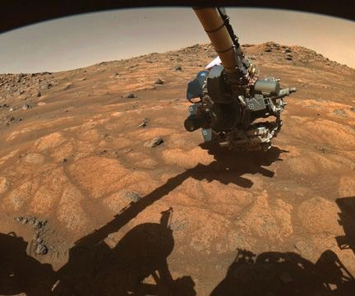 NASA web portal shows Perseverance rover in 3D at several locations