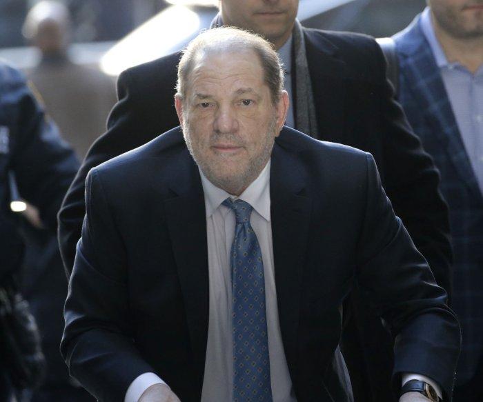 Judge rejects Harvey Weinstein $19M settlement