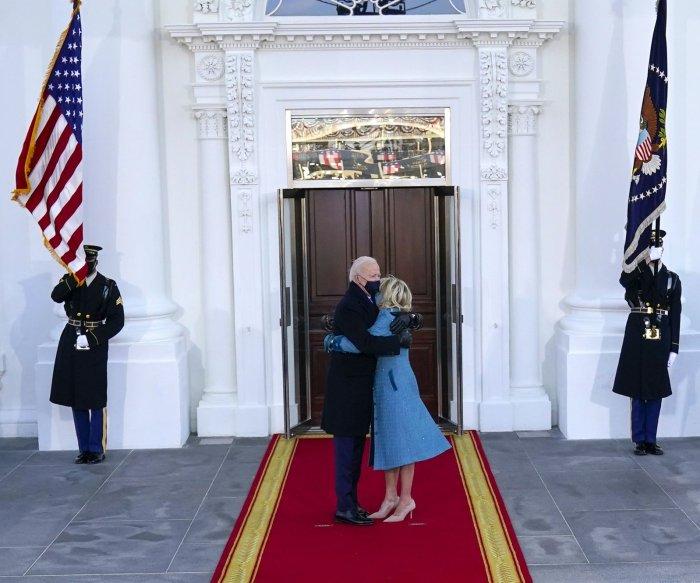 Inauguration Day for Joe Biden, Kamala Harris