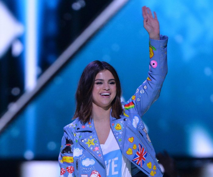 Selena Gomez, Alicia Keys celebrate WE Day in California