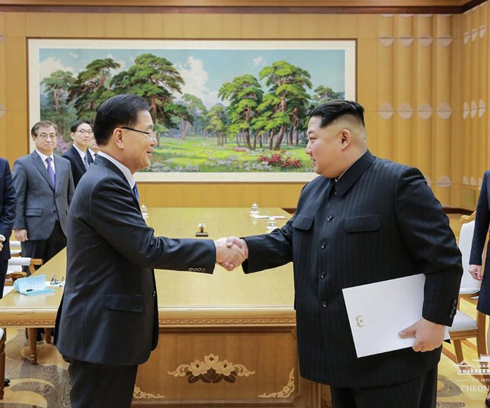 Kim Jong Un out of public eye after news of summit