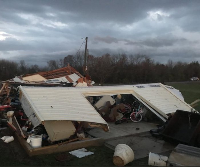 Tornadoes wreak 'significant damage' in Southeast