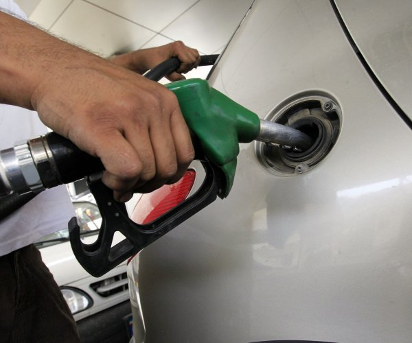 Gas prices in the U.S. officially hurt