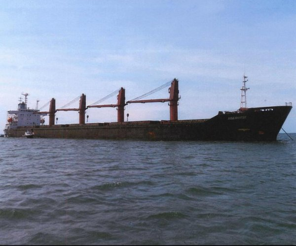 Judge awards U.S. rights to seized North Korean shipping vessel