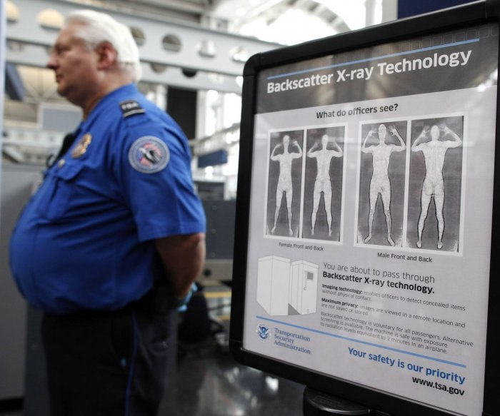 TSA testing tighter security for carry-on bags at U.S. airports
