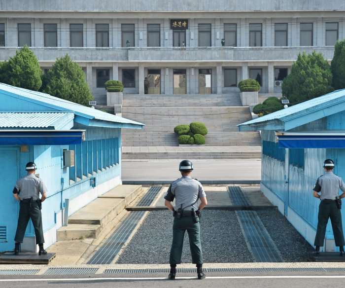 Reports: Trump not planning to visit DMZ in Korea