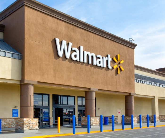 Walmart offers disposal system to combat opioid abuse