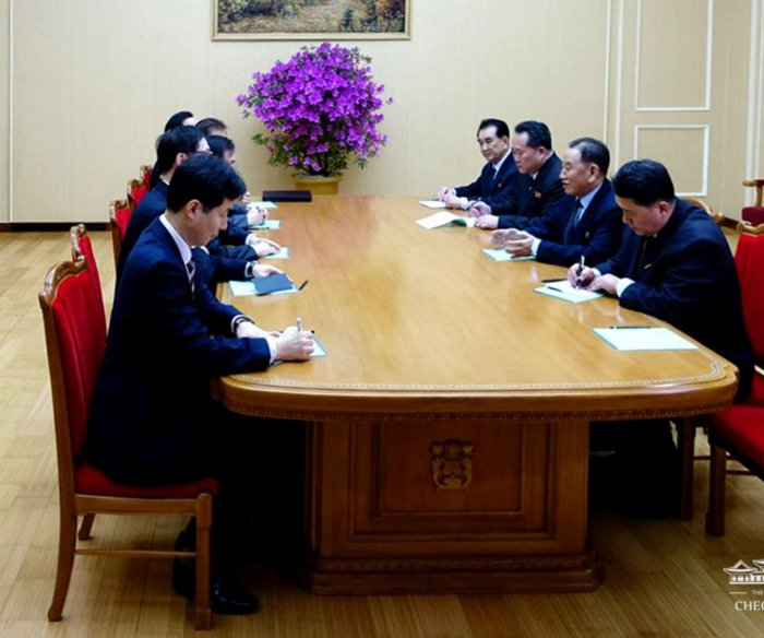 North Korea to hold unofficial talks with South Korea, U.S. in Finland