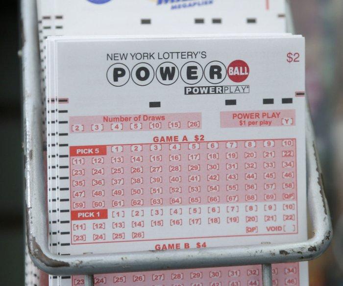 Winning $457M Powerball ticket sold in Pennsylvania