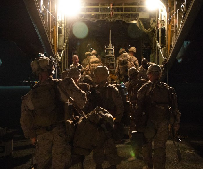 U.S. now says 11 troops hurt in Iranian missile strikes