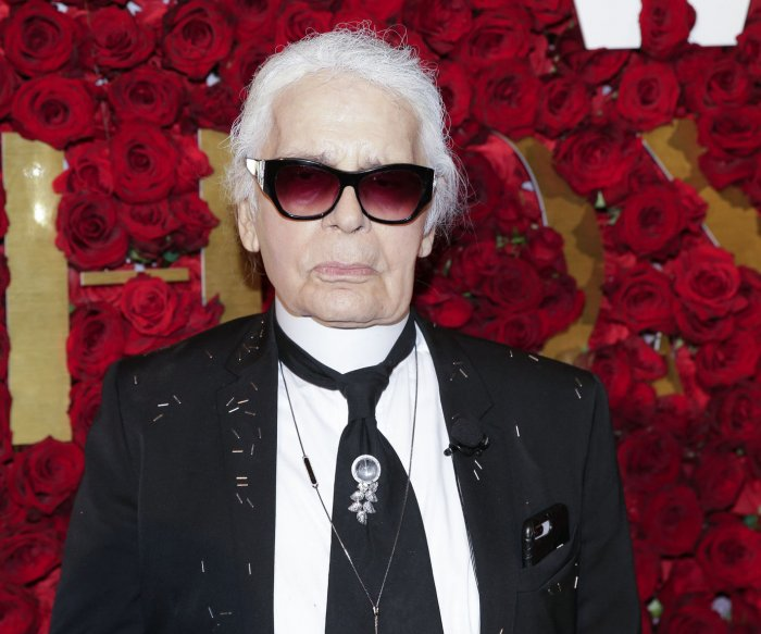 Karl Lagerfeld, fashion icon, dead at 85