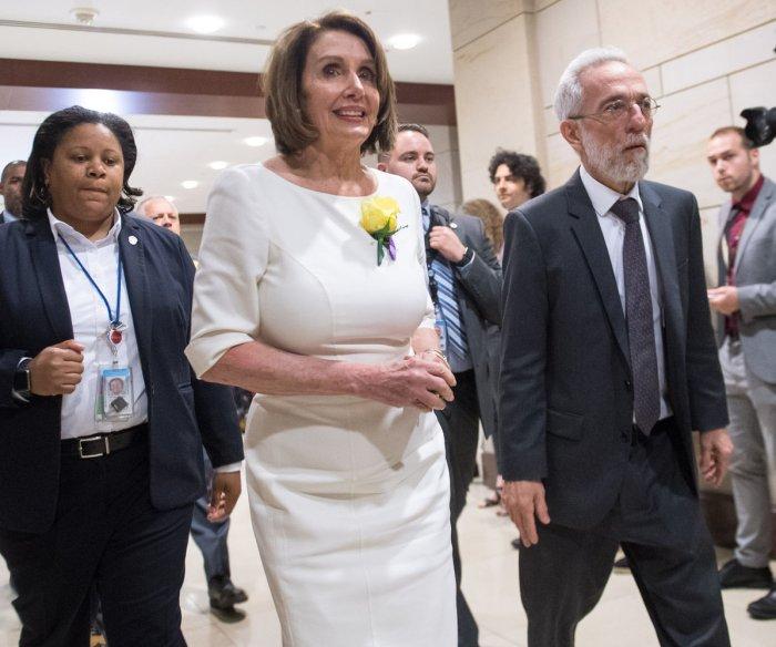 Democrats to meet on impeachment; Trump slams 'harassment'
