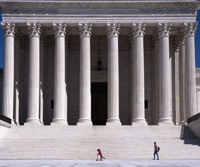 Supreme Court weighs whether religious school teachers are 'ministers'