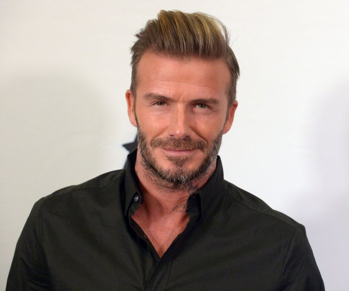 David Beckham launches H&M Modern Essentials campaign
