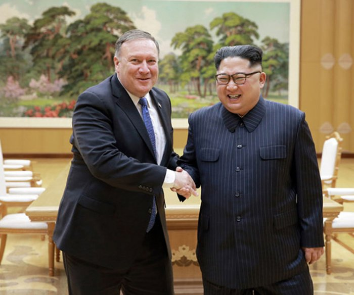 High-level U.S., North Korea meeting hasn't been canceled