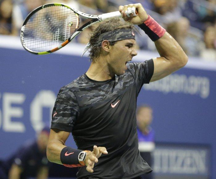 2015 US Open Tennis Championships, Round 1