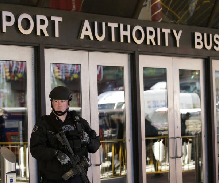 'Terrorist' explosion in Manhattan injures 4; suspect named