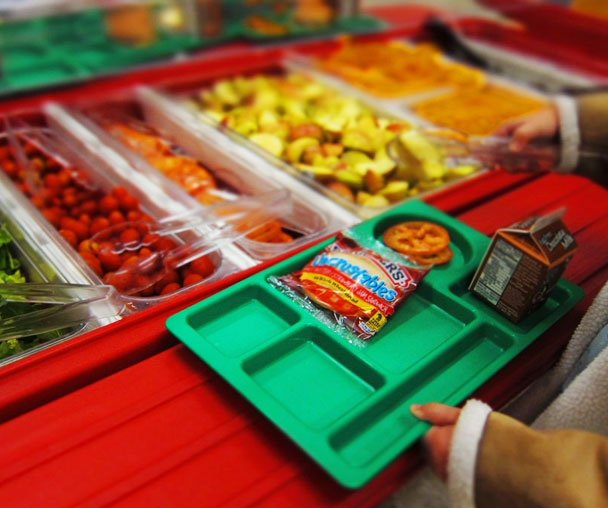 CDC: Schools aren't doing enough to teach kids about nutrition