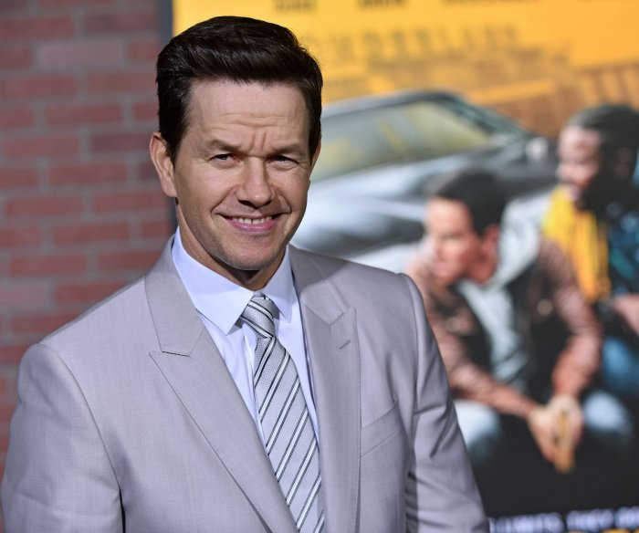 Mark Wahlberg attends 'Spenser Confidential' premiere in LA