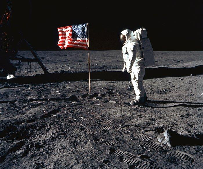 Apollo 11's 50th anniversary evokes glory, regret in space travel