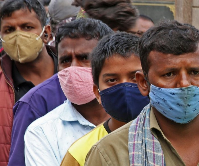 India's COVID-19 cases drop to 80,834, lowest in 73 days