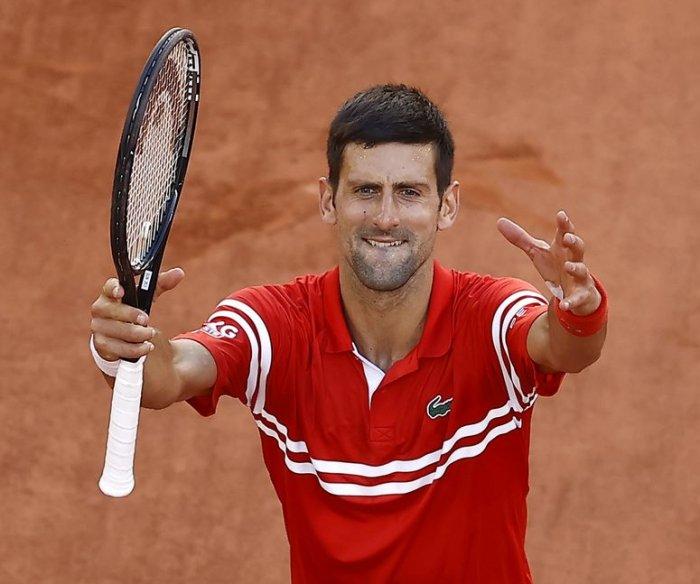 French Open: Djokovic rallies past Tsitsipas for 19th title