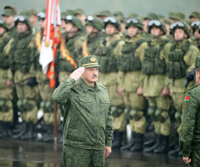 If Russia gets its war games wrong, Europe could be in big trouble