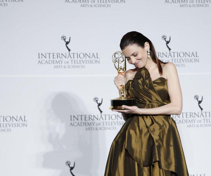 论国际艾美奖颁奖典礼的红地毯