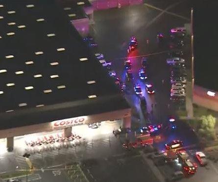 Costco shooting: 1 dead, 3 injured, suspect in custody
