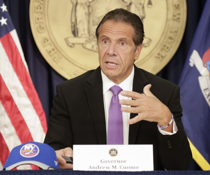 Cuomo 'truly sorry' if words 'misinterpreted,' wants investigation