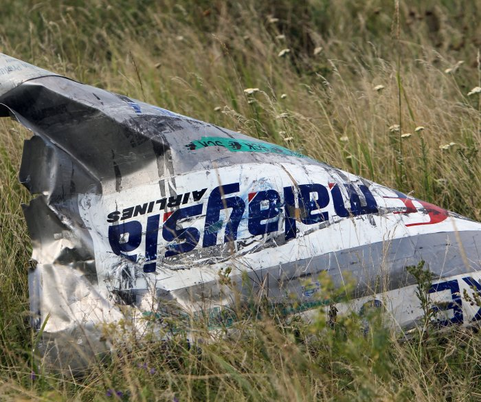 4 suspects named in 2014 shootdown of MH17 over Ukraine