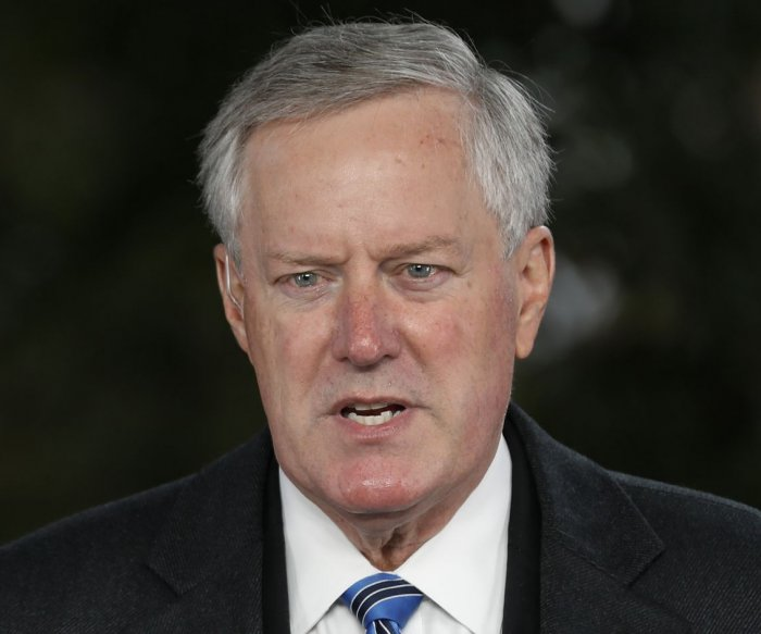Mark Meadows: U.S. 'not going to control' COVID-19
