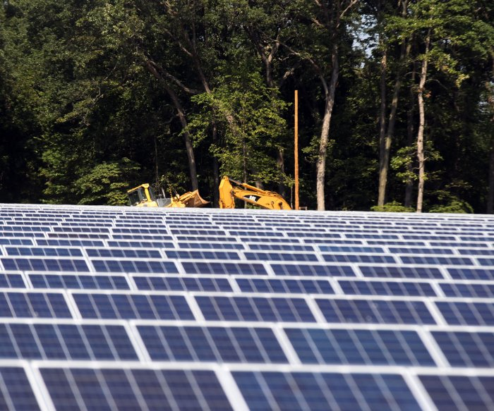 U.S. bans imports of solar panel materials tied to forced labor in Xinjiang