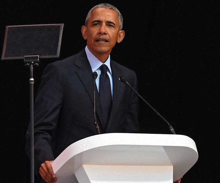 Obama: We are in 'strange' and 'uncertain' times