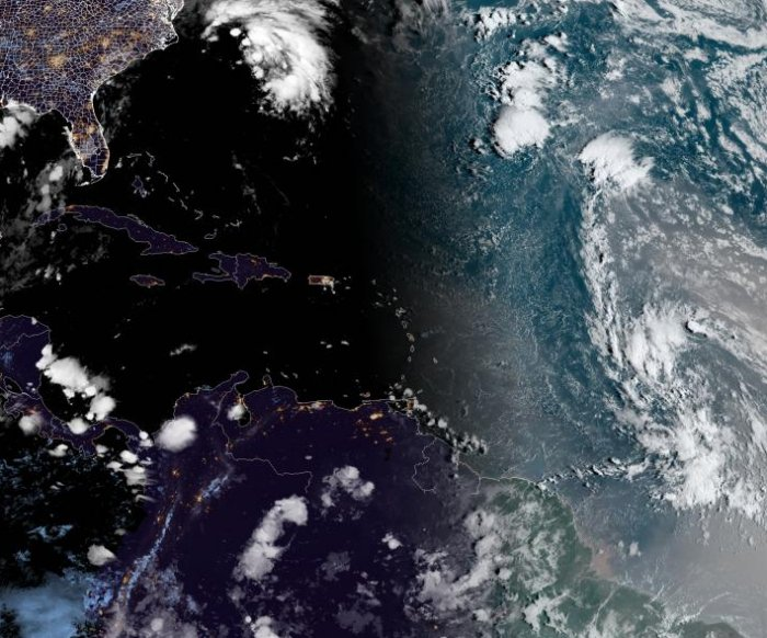 After 14 named storms, 2 more in Atlantic could land in U.S. in coming days