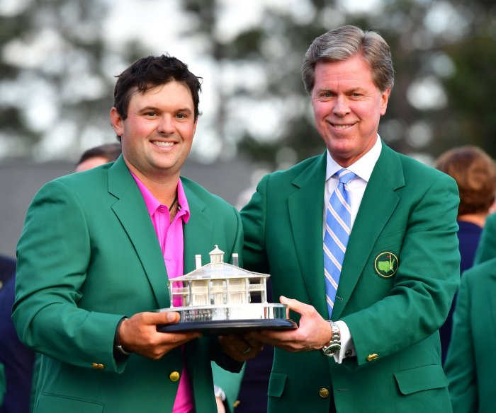 Patrick Reed wins green jacket at the Masters