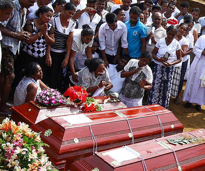 Sri Lanka: Bombs revenge for New Zealand attacks; IS claims credit