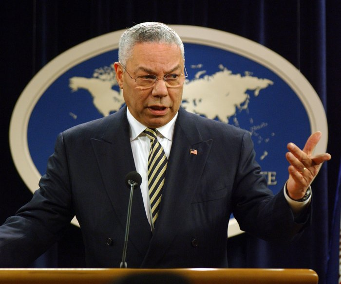 Former Secretary of State Colin Powell dies at 84 of COVID-19 complications
